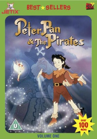 Peter Pan and the Pirates - Vol. 1 [UK Import]