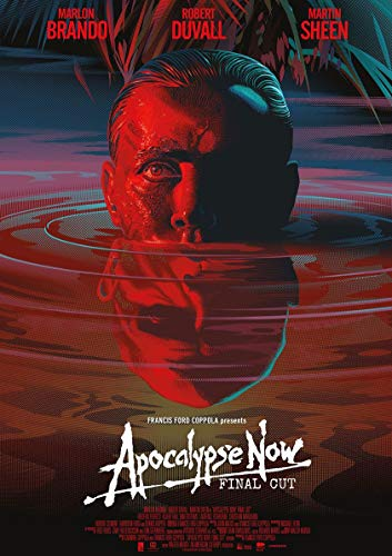 Poster Affiche Apocalypse Now Final Cut Movie Culte Cine