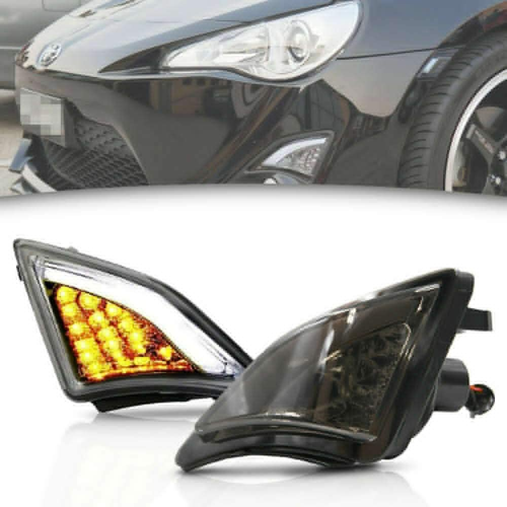 safety NSLUMO Led Switchback Front Ranking TOP13 Bumper for Turn Toyota Signal Lights