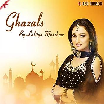 Ghazals By Lalitya Munshaw