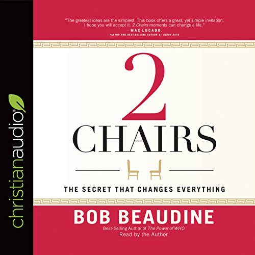 2 Chairs audiobook cover art