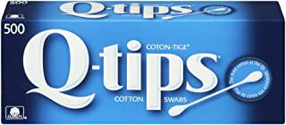 Q-tips Cotton Swabs for variety of uses Original ultimate home and beauty tool 500 ct