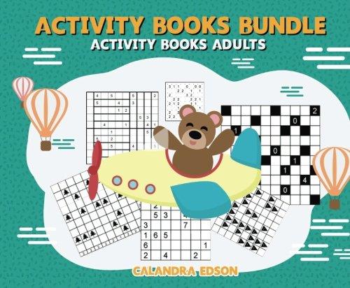 Activity Books Bundle: Activity Books Adults (Mix Puzzles Book, Band 1)