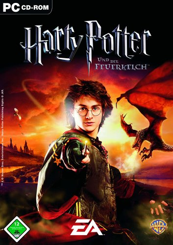 PC Harry Potter y el cáliz de fuego (DVD-ROM) USK 12