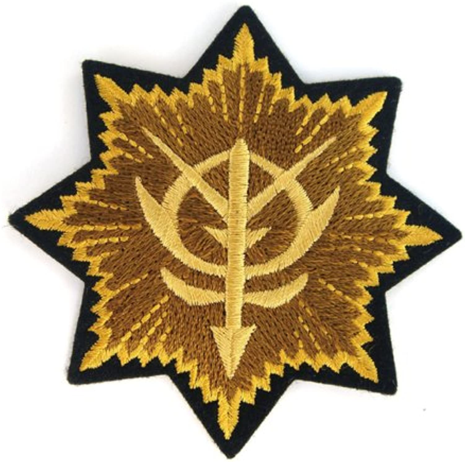 Mobile Suit Gundam Zeon meritorious large chapter Removable Patch