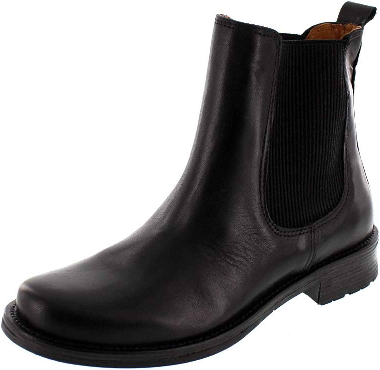 Maca Kitzbühel Schuhe - Chelsea-Stiefel 2316 - schwarz