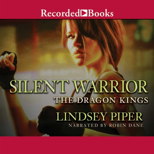 Silent Warrior audiobook cover art