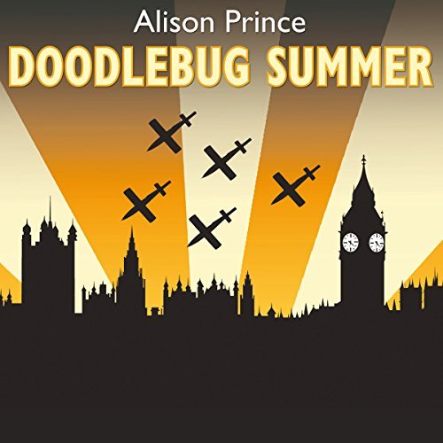 Doodlebug Summer audiobook cover art