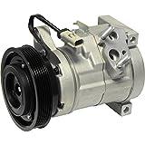 UAC Universal Air Conditioner CO 29001C A/C Compressor and Clutch, GREY