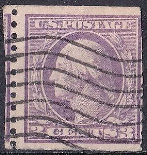 3c george washington stamp