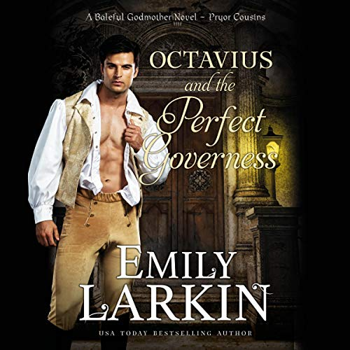 Octavius and the Perfect Governess cover art