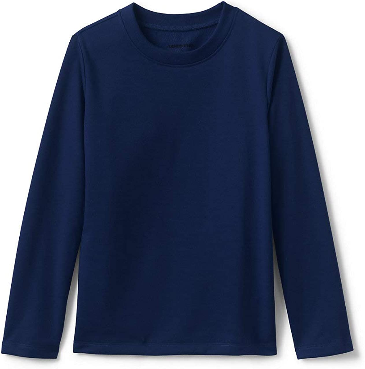 Lands' End Kids French Terry Sleep Top