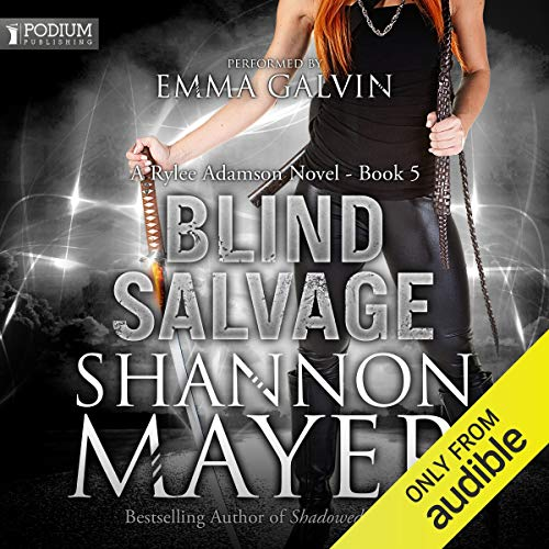 Blind Salvage  By  cover art