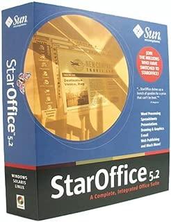 Sun StarOffice 5.2 Deluxe