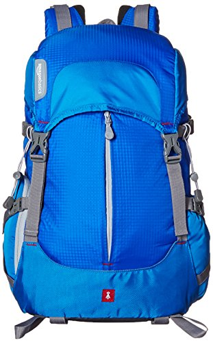 Amazon Basics - Kamera-Rucksack, Wander-Ausrüstung, Blau