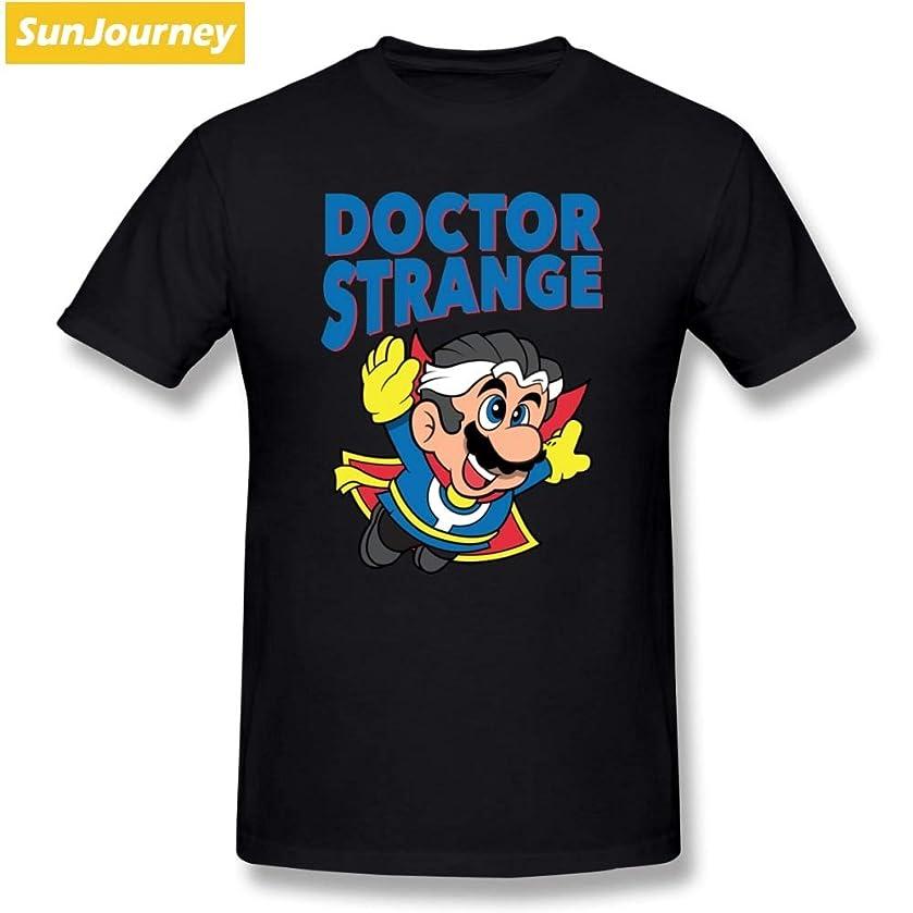 歯痛コンプライアンス不規則性ドクター奇妙な Tシャツ半袖 Tシャツ男性のためのヒップスター家族ビッグサイズ O Tシャツ