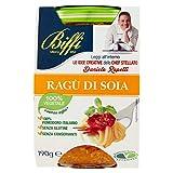 Biffi Ragù di Soia - Pacco da 6 x 190 g...