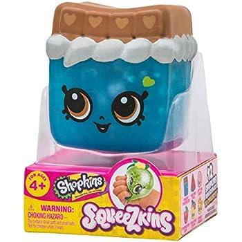 Shopkins Squeezkins Cheeky Chocolate Squeezab | Shopkin.Toys - Image 1
