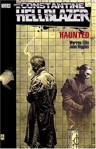 Hellblazer: Haunted
