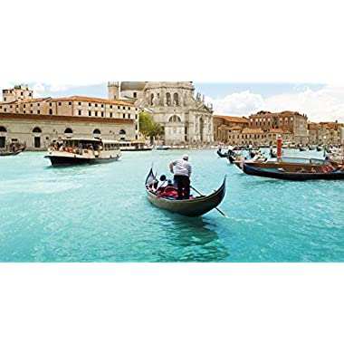 Private Gondola Ride in Venice for Two - Tinggly Voucher / Gift Card in a Gift Box