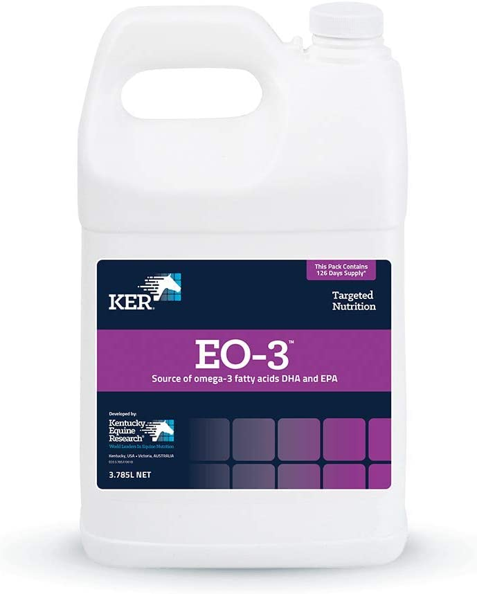 Kentucky Equine Research Phoenix Mall EO-3: Source DHA Acids Milwaukee Mall Fatty of Omega-3