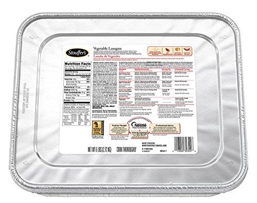 Stouffer's Vegetable Lasagna, 96 oz., (pack of 4)