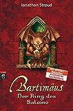 Bartimäus - Der Ring des Salomo (Die BARTIMÄUS-Reihe, Band 4) - Jonathan Stroud