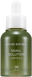 Nature Republic Snail Solution Ampoule 30ml