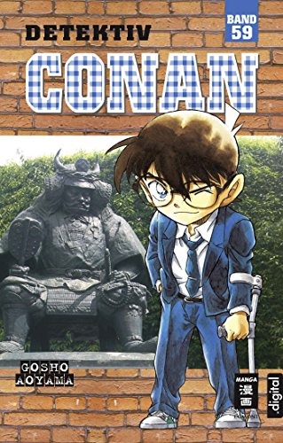 Detektiv Conan 59 (German Edition)