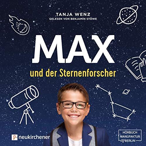 Max und der Sternenforscher Titelbild