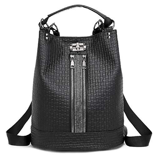 LOVE LABINI Damen Rucksack Einbrecher Daypack Modische Beuteltasche Tasche Große Kapazität Schulrucksäcke