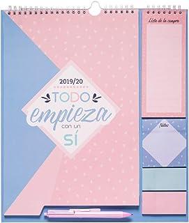 comprar comparacion Erik CPF1903 - Planificador mensual familiar 2020 Amelie