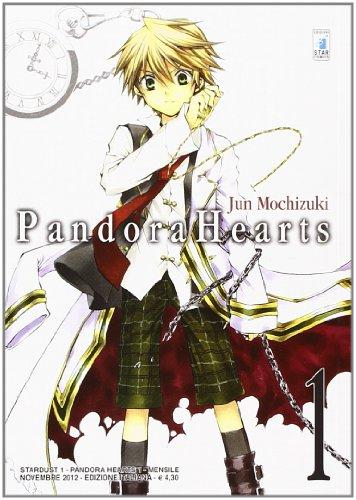 Pandora hearts (Vol. 1)