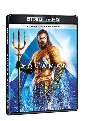 Aquaman 2BD (UHD+BD)   Aquaman (Versión checa)