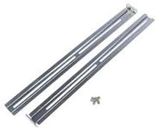 Synology RKM114 1HE Rack Rail Kit voor NAS-servers (kastdiepte van 570 tot 720 mm, niet uittrekbaar)