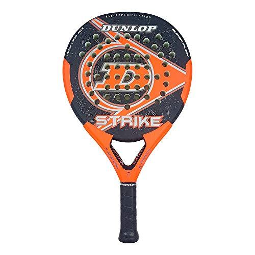 Dunlop Strike Pala Padel de Tenis, Unisex Adulto, Naranja