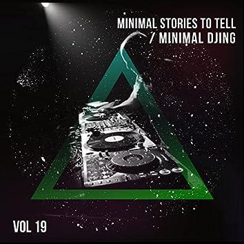 Minimal Djing - Vol.19
