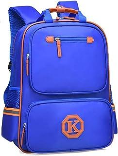 حقيبة مدرسية للأطفال في المدرسة الابتدائية الرجال والنساء الكتف حقيبة ظهر الرياح البريطانية