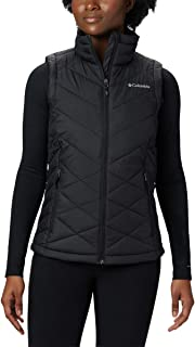 Columbia Women's Heavenly Water Resistant Insulated Vest