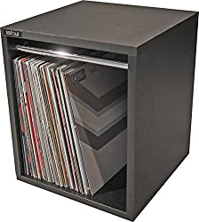 Vinyl Record Storage Guide 19 Shelves Container Boxes