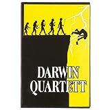 GOODS+GADGETS Darwin Awards Quartett - Das Charles Darwin Award Kartenspiel - für einen reinen...