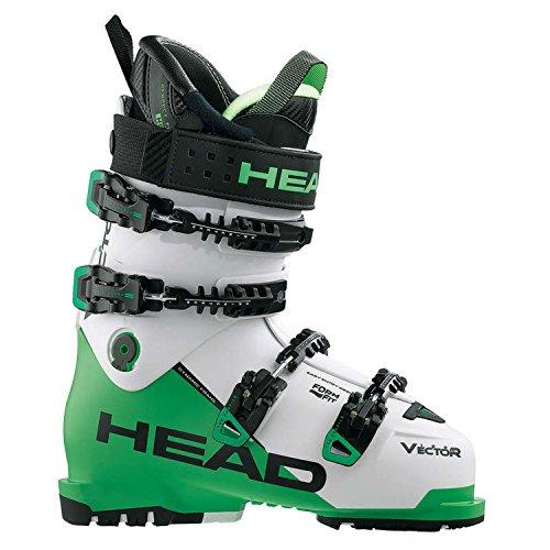 Head - Chaussures De Ski Vector Evo 120s White / Green - Homme - Taille 26.5 - Blanc