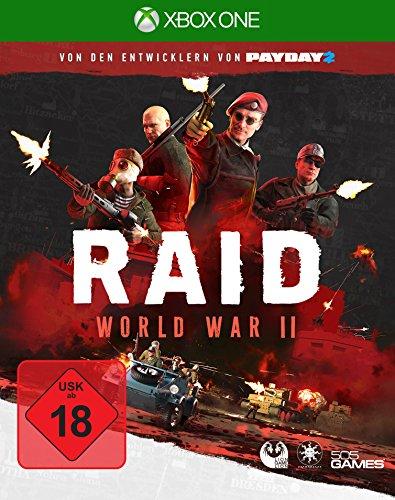 RAID WWII - Xbox One [Importación alemana]