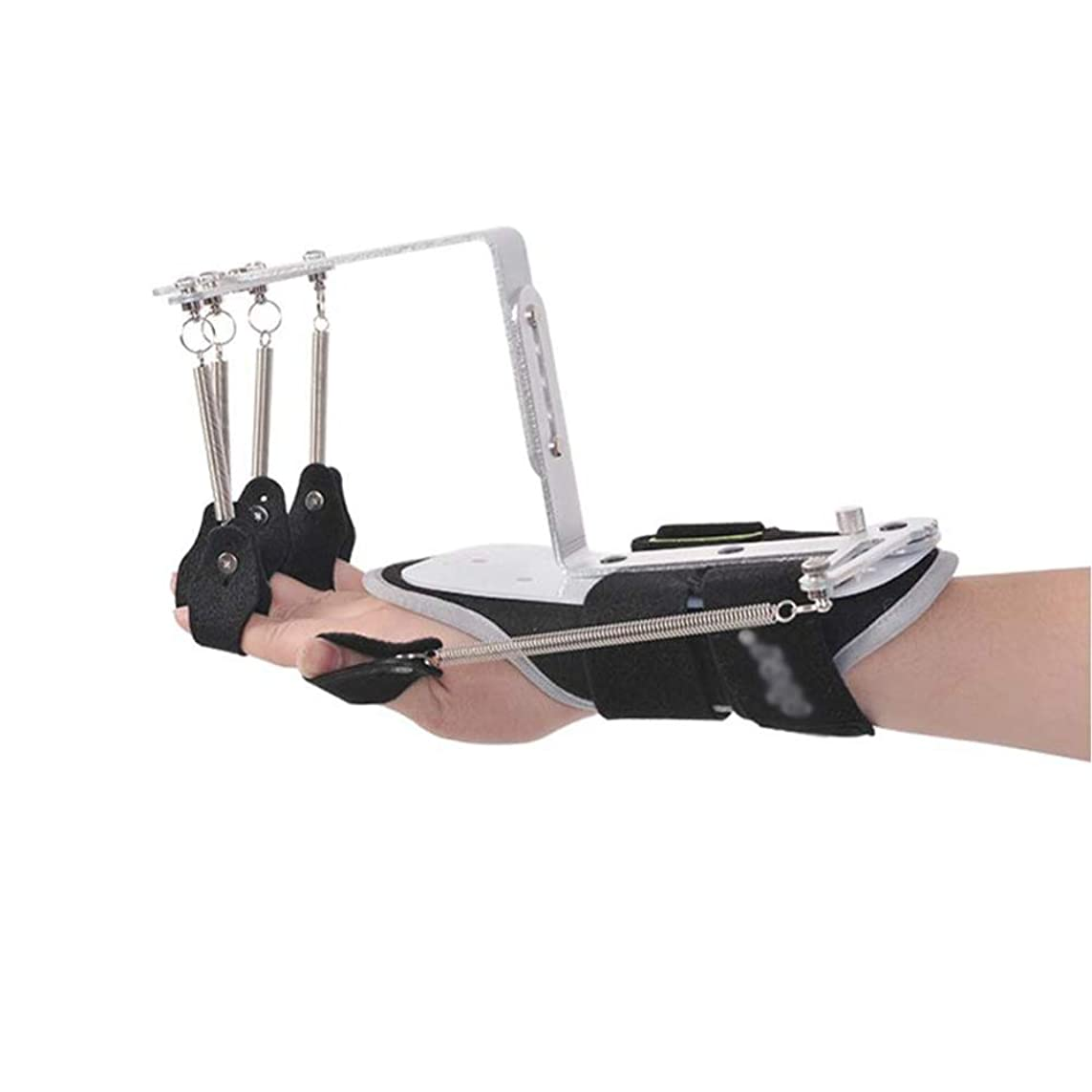 麦芽ナビゲーションアーク片麻痺患者の指の怪我のサポート、手首のリハビリテーショントレーニング、脳卒中装具,B
