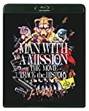 MAN WITH A MISSION THE MOVIE -TR...[Blu-ray/ブルーレイ]