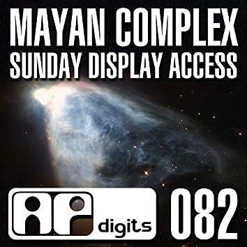 Sunday Display Access