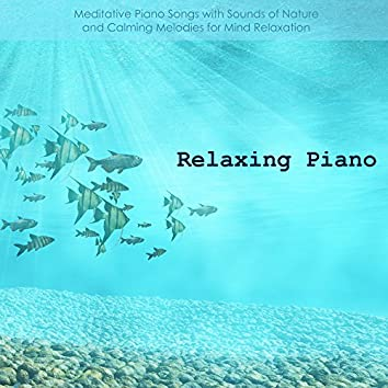 Relaxing Piano - Meditative Piano Songs with Sounds of Nature and Calming Melodies for Mind Relaxation