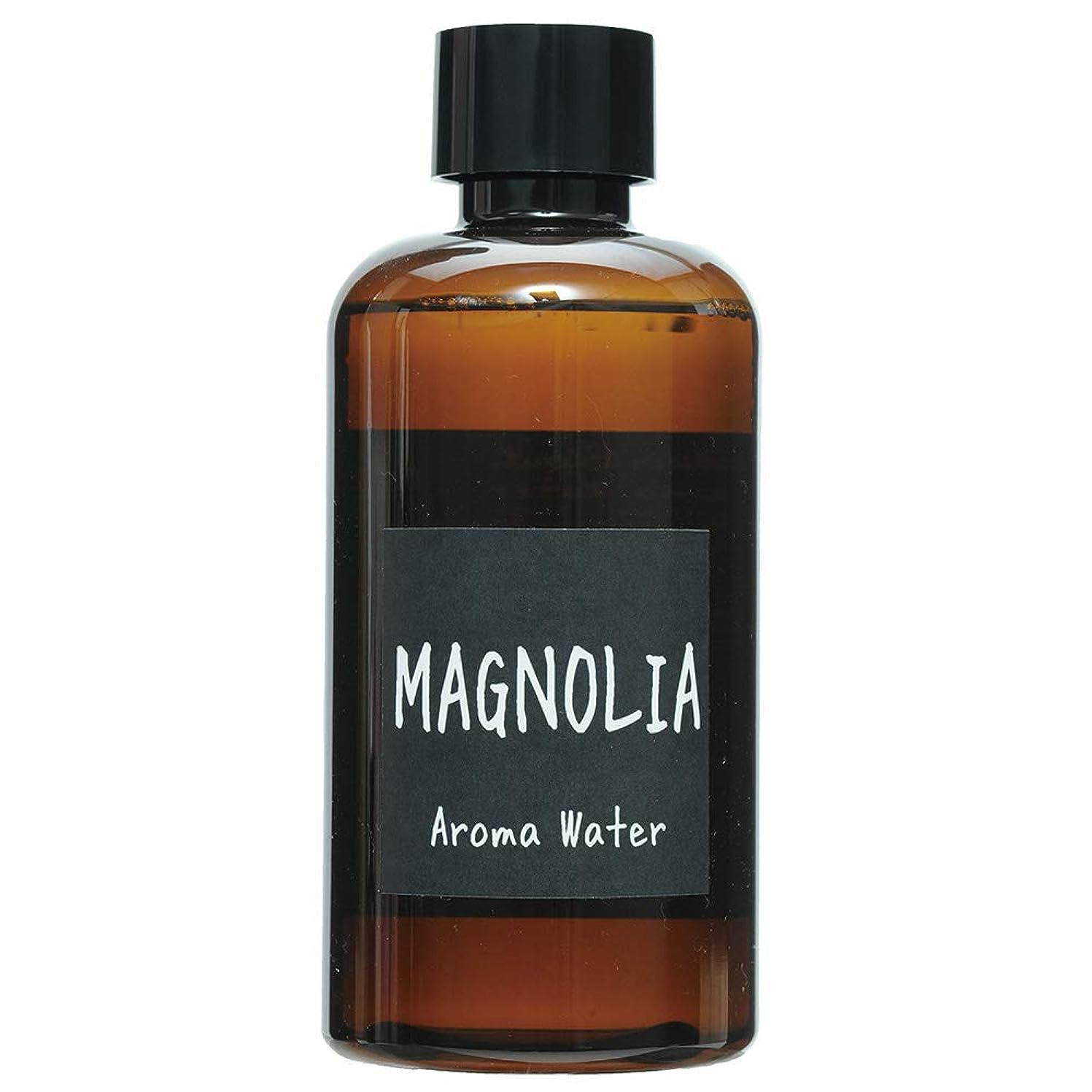 鏡急勾配のチャートノルコーポレーション アロマウォーター ジョンズブレンド 加湿器用 マグノリアの香り 520ml