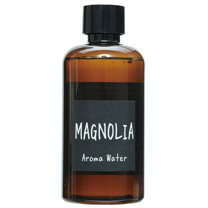 宿題をする盆のヒープノルコーポレーション アロマウォーター ジョンズブレンド 加湿器用 マグノリアの香り 520ml