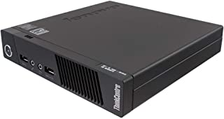Lenovo ThinkCentre M73 Tiny Desktop Intel Pentium G3220T 4GB RAM 320GB HDD (Renewed)